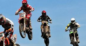 Top Motocross-Serie verspricht am 14. und 15. April in Rietz volle Action
