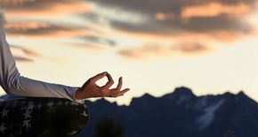 Enjoy the silence - Mountain Yoga Festival St. Anton am Arlberg