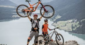 Father & SonDays – neues Bike-Event in Nauders war voller Erfolg