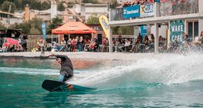 Tyrolean Wakeboard Masters presented by Raiffeisen Club am 8. September
