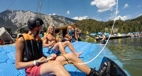 Mission possible: Tirol wird  zur Wakeboard-Destination