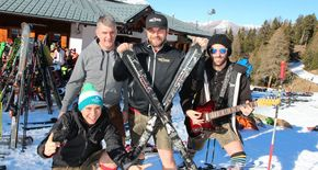 Party-Marathon zum Saisonstart in Nauders am Reschenpass