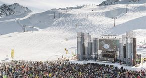 Sölden hat die besten Beats:  ELECTRIC MOUNTAIN FESTIVAL 2019