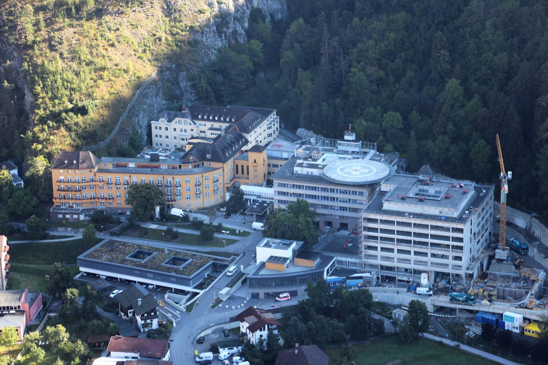 Zams Krankenhaus